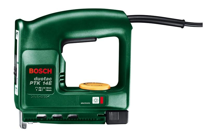 bosch elektro tacker ptk 14 e duotac homeelectric