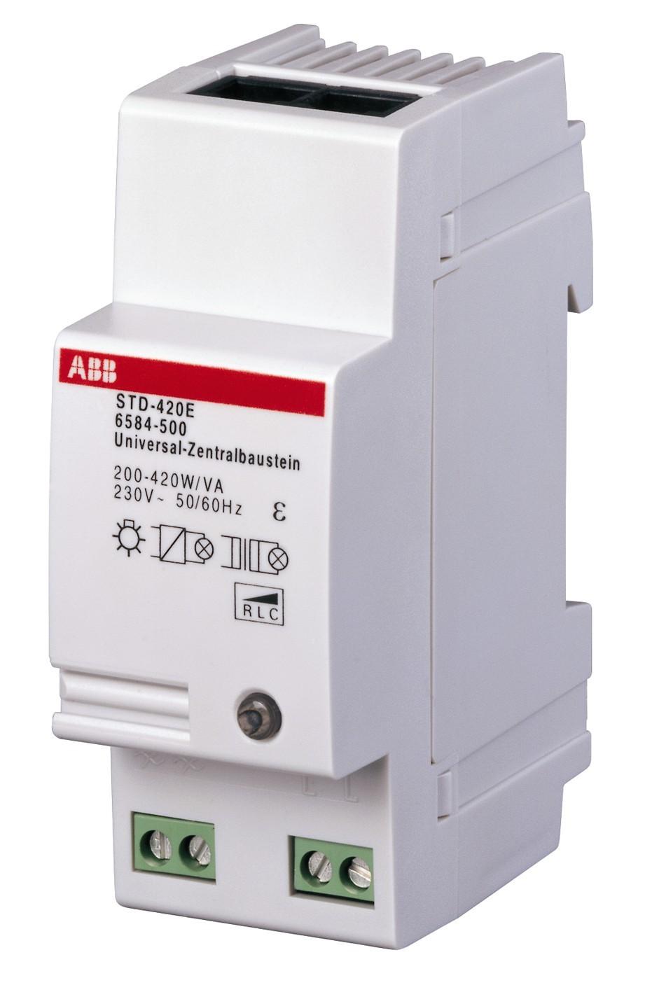 ABB Universal-Leistungsdimmer STD-420E GJB0006590A0179 - HomeElectric