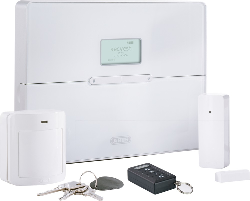 abus secvest 2way basis set fu8001 homeelectric. Black Bedroom Furniture Sets. Home Design Ideas