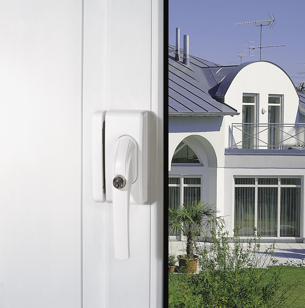 abus fenstergriff schloss fo400 homeelectric. Black Bedroom Furniture Sets. Home Design Ideas