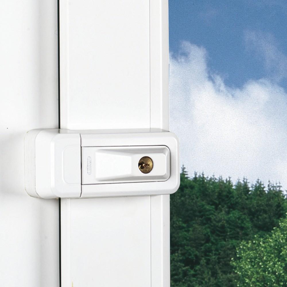 Abus fenster zusatzsicherung 3010 ek homeelectric for Fenster care