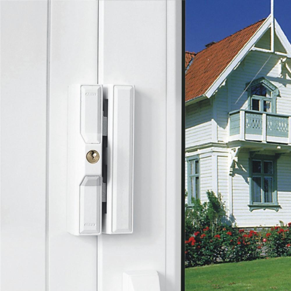 Abus fenster zusatzsicherung fts88 homeelectric for Fenster care