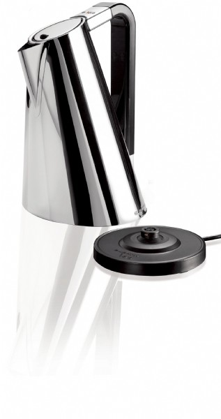 bugatti wasserkocher vera easy chrom homeelectric. Black Bedroom Furniture Sets. Home Design Ideas