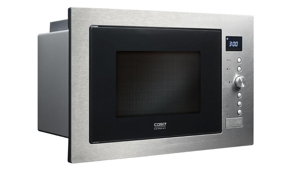 mikrowelle mit grill einbau
