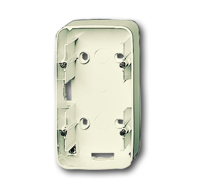 busch j ger aufputz geh use 1702 212 homeelectric. Black Bedroom Furniture Sets. Home Design Ideas