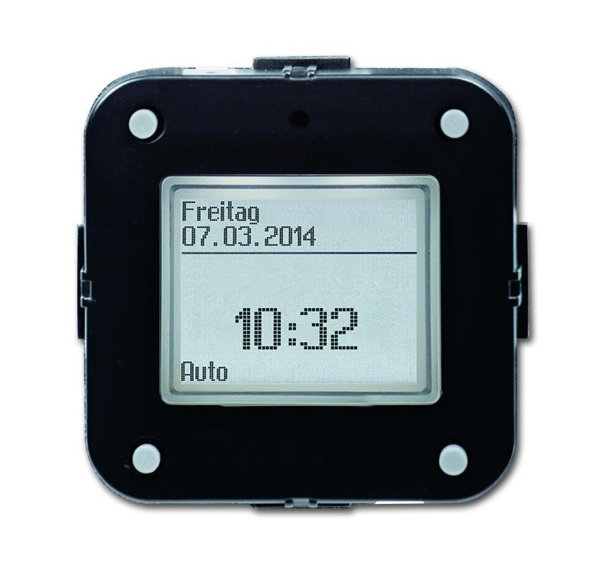busch j ger standard timer bedienelement 6456 101 homeelectric. Black Bedroom Furniture Sets. Home Design Ideas