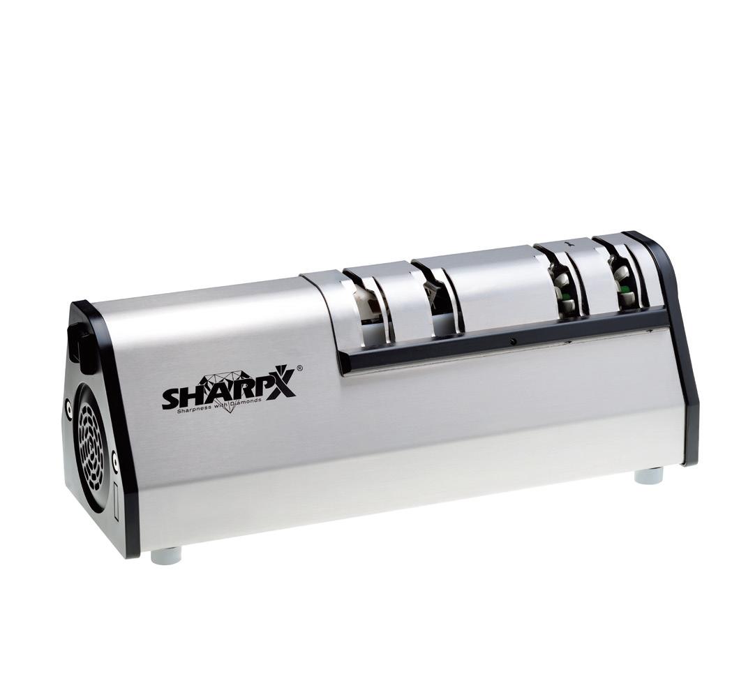 giesser messer-schleifmaschine sharpx ii - homeelectric