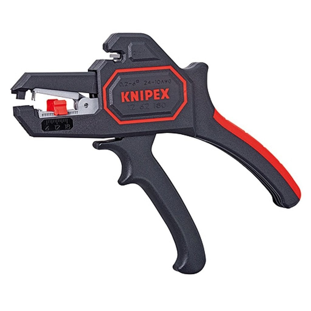 Knipex Abisolierzange 1262180 - HomeElectric