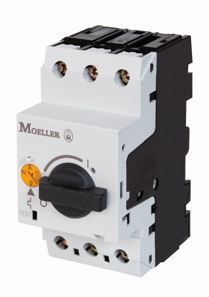 used 2x Klöckner-Moeller PKZM0-1,6 NHI-PKZ0 Motorschutzschalter