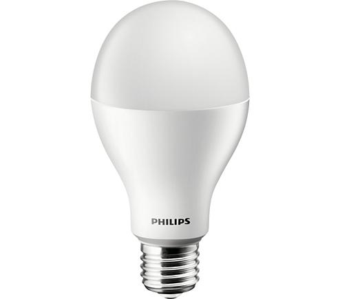 philips corepro ledbulb matt 16 100w 827 e27 dim led lampe homeelectric. Black Bedroom Furniture Sets. Home Design Ideas