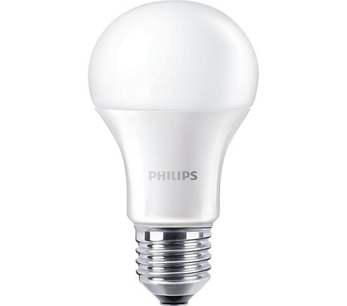 Philips CorePro LEDbulb matt 9 60W 827 E27 NON DIM LED Lampe