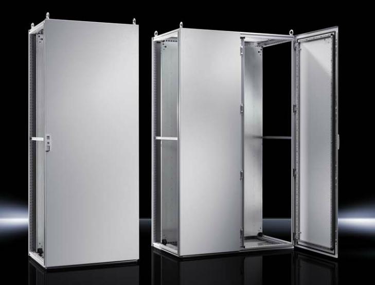 RITTAL Schaltschrank TS 8684.500 – 600 x 1800 x 400 mm - HomeElectric