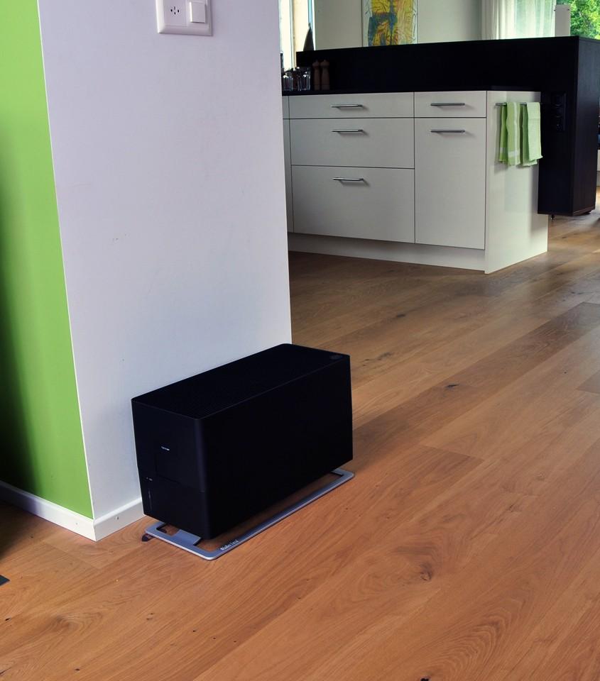 stadler form luftbefeuchter oskar big schwarz homeelectric. Black Bedroom Furniture Sets. Home Design Ideas