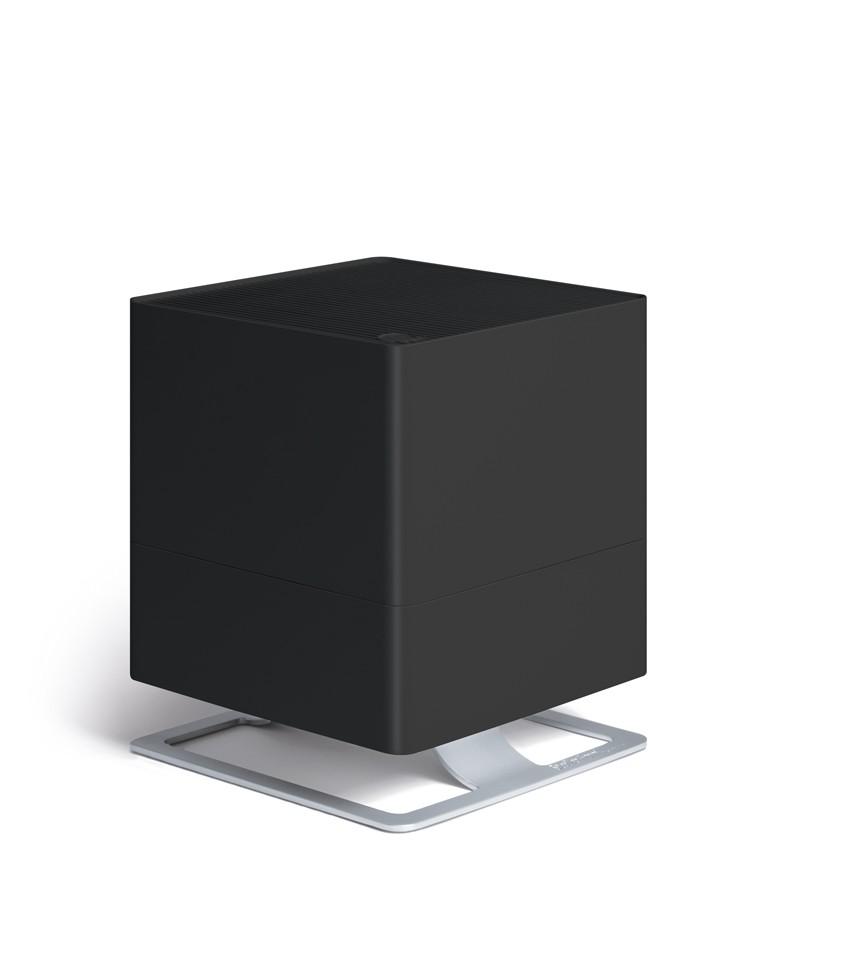 stadler form luftbefeuchter oskar schwarz homeelectric. Black Bedroom Furniture Sets. Home Design Ideas