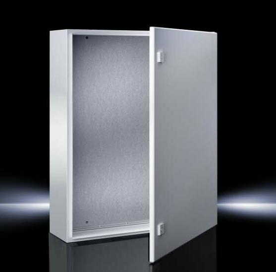 RITTAL Kompakt-Schaltschrank AE 1037.500 – 400 x 800 x 300 mm ...