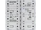 JUNG 2073TSM Tastsensor-Modul KNX 3-fach Standard