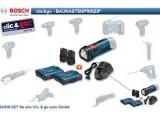 BOSCH clic & go 10,8-Volt System