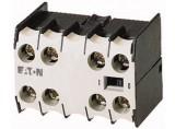 Eaton Hilfsschalter 2 Schließer + 2 Öffner Aufbau Schraubanschluss 22DILE