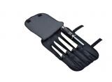 Giesser Lehrlings-Messerset schwarz 5-tlg.