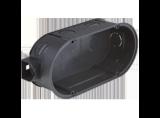 Kaiser Doppel-Geräte-Verbindungsdose UP 1655-02