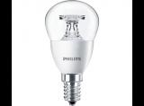 Philips CorePro LEDluster klar 4-25W 827 E14 P45