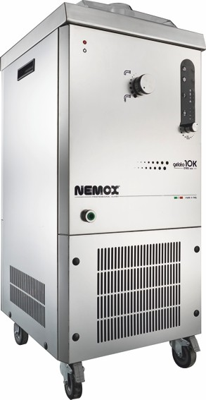 NEMOX Eismaschine Gelato 10K