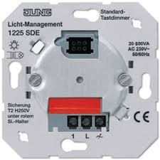 JUNG Standard-Tastdimmer 1225SDE
