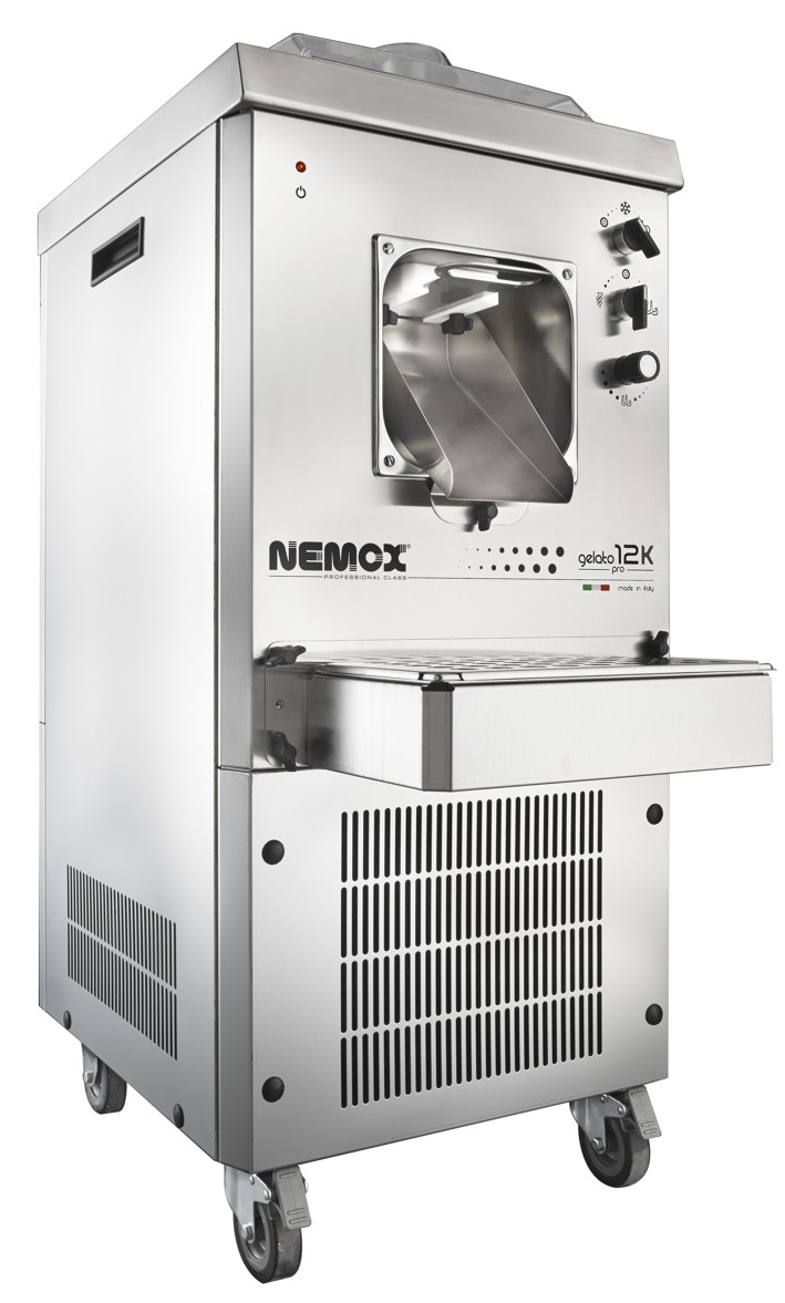 NEMOX Eismaschine Gelato 12K