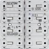 JUNG Tastsensor-Modul Standard 4fach 2074TSM