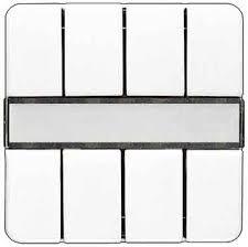 JUNG Universal-Tastsensor 4fach mit Funkempf. 2094F