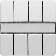 JUNG Universal-Lichtszenen-Tastsensor 8fach 2094LZ