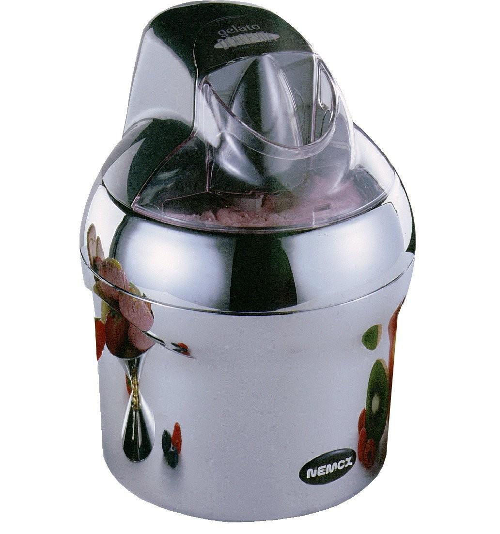 NEMOX Eismaschine Dolce Vita chrom 1,5 L