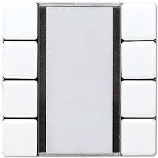 JUNG KNX Lichtszenen-Tastsensor 8fach A2094LZWW
