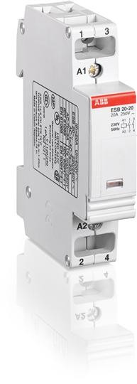 ABB Installationschütz ESB 20-11 230V GHE3211302R0006