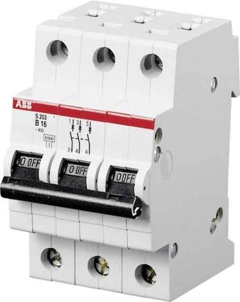 ABB Sicherungsautomat S203-B25 2CDS253001R0255