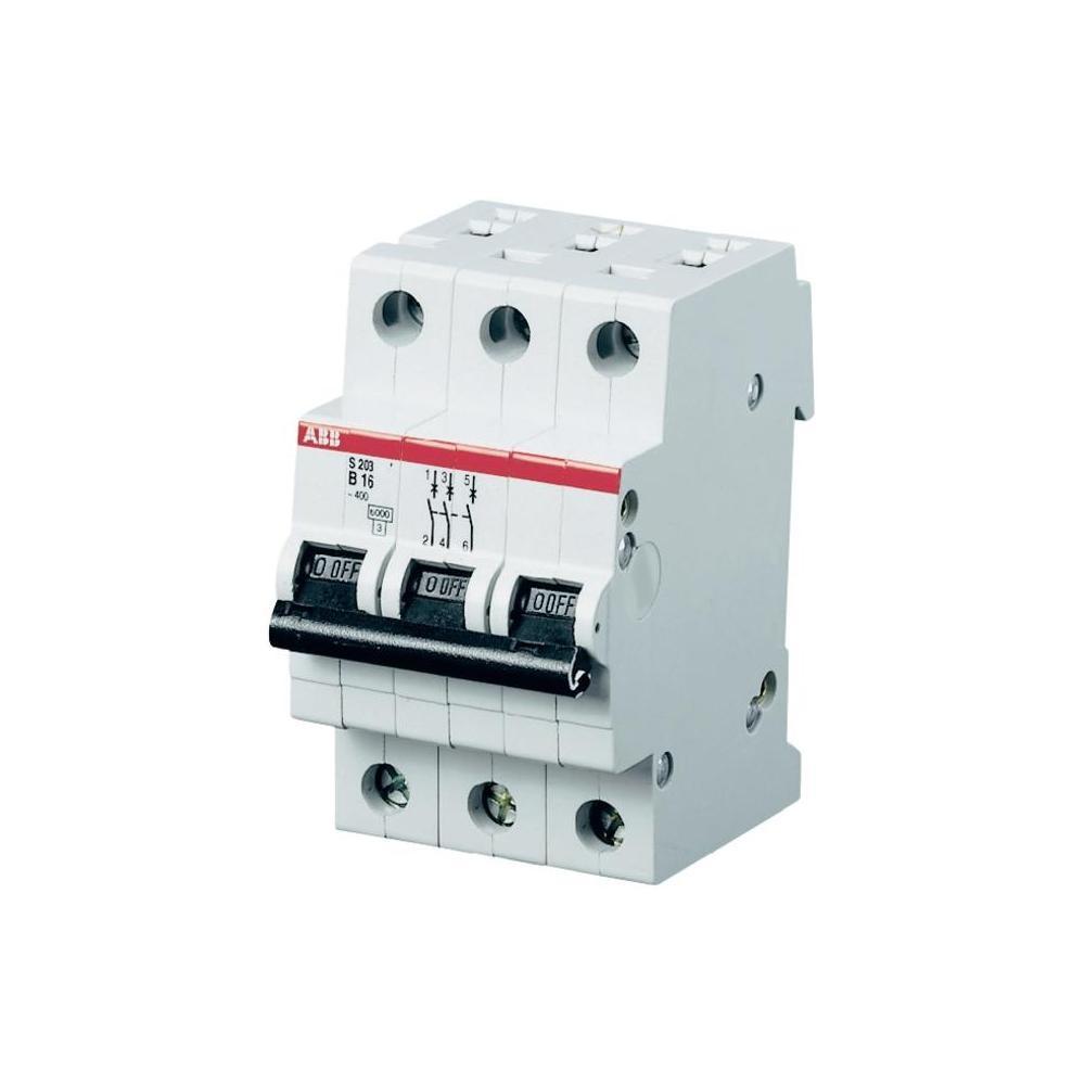 ABB Sicherungsautomat S203-B10 2CDS253001R0105