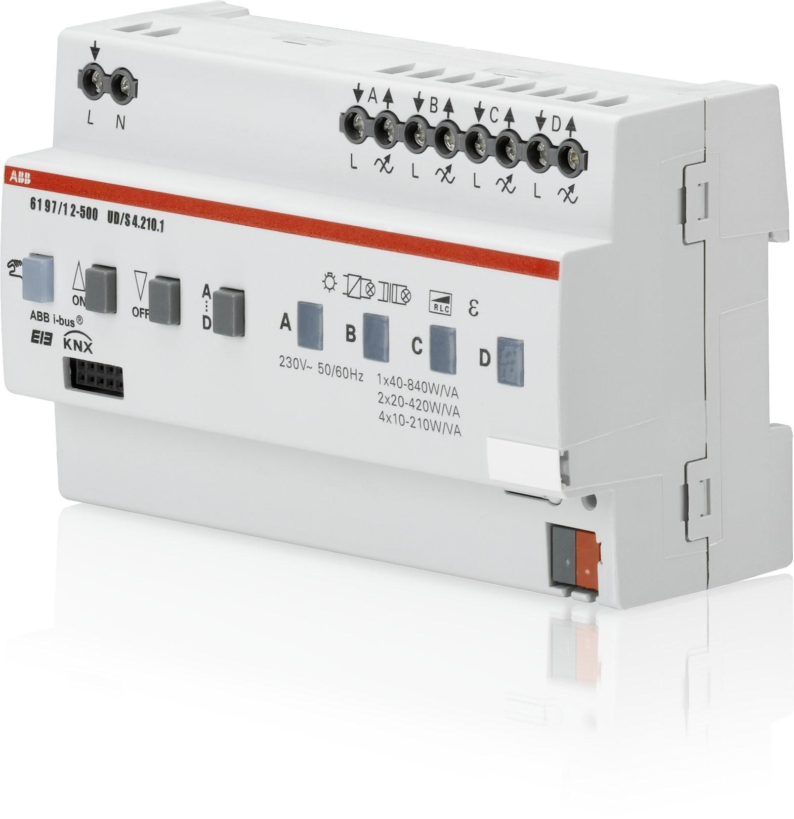 ABB Universal-Dimmaktor UD/S 4.210.1 2 2CDG006197R0025