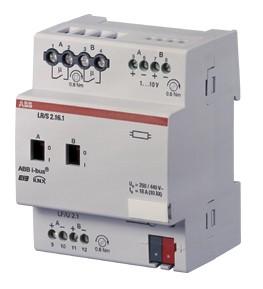 ABB Lichtregler/Schaltdimmaktor LR/S 2.16.1 2CDG110087R0011