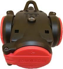 ABL Sursum SCHUKOultra 3-f. Hängekupplung schwarz/rot bis 2,5² 1173-543
