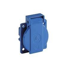 ABL Sursum Schuko Einbausteckdose blau 1461-150