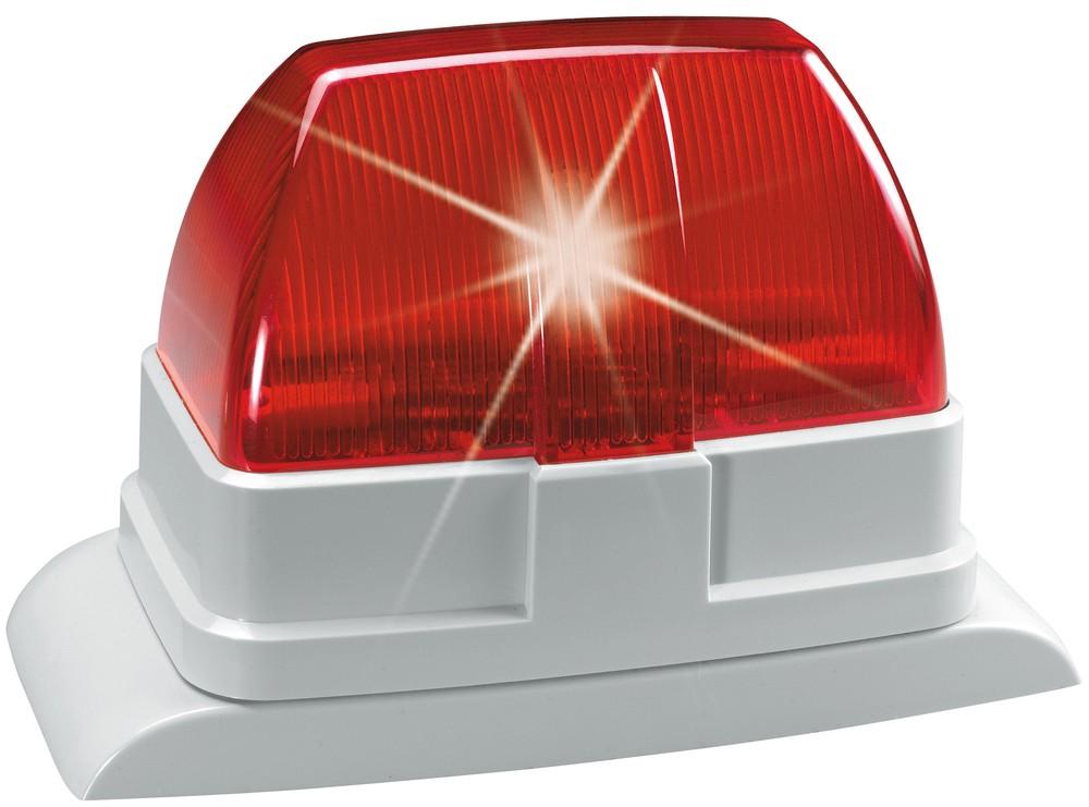 ABUS Draht-Blitzleuchte rot SG1670