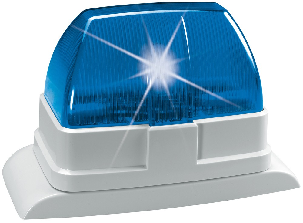ABUS Draht-Blitzleuchte blau SG1680