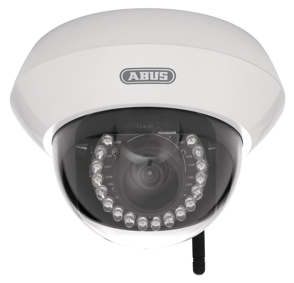 abus tag nacht ir hd 720p wlan netzwerk dome kamera tvip31551 homeelectric. Black Bedroom Furniture Sets. Home Design Ideas