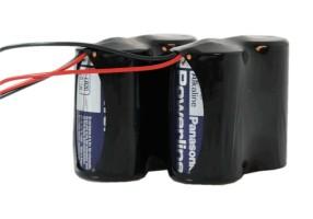 Abus Ersatzbatterie Spezialpack Alkaline FU2986