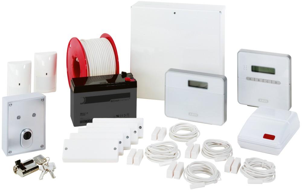 ABUS Terxon SX Komplettpaket mit Wählgerät AZ4350