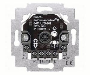 Busch-Jaeger Jalousiecontroleinsatz II 6411U/S-101