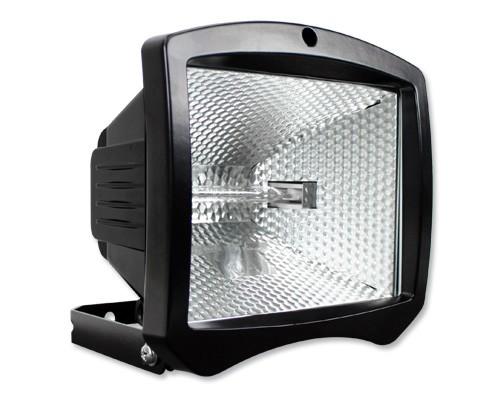 B.E.G. LUXOMAT® Halogenstrahler FLC 500 92350 schwarz