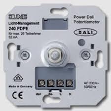 JUNG Power-DALI-Potentiometer 240PDPE