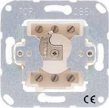 JUNG Schlüsselschalter, Universal Aus-Wechsel 106.28