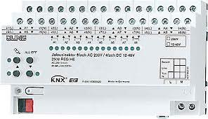 JUNG Jalousieaktor 8fach AC 110-230 V, 4fach 2508REGHE